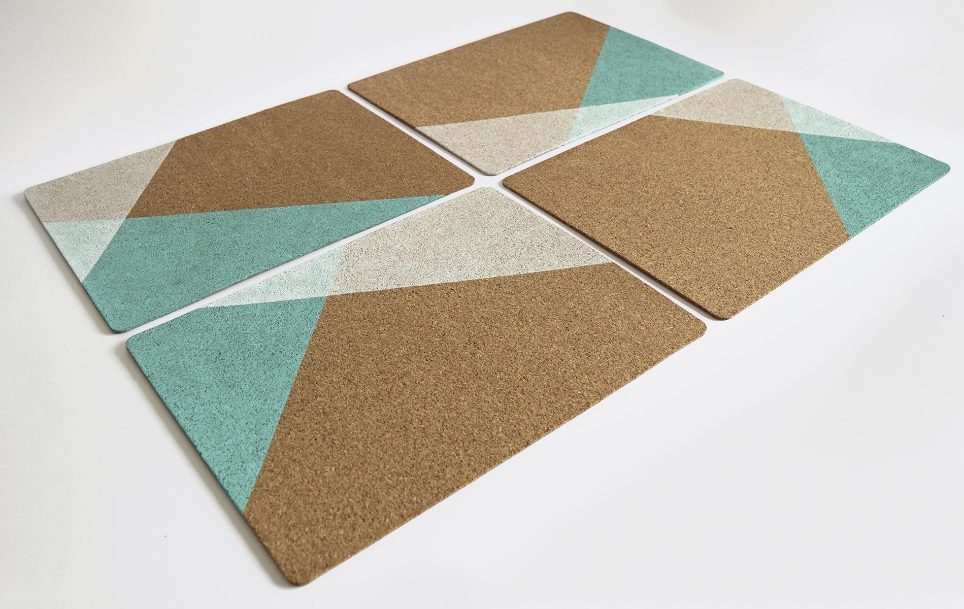 Cork Placemats Home Ideas